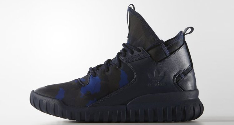 Adidas Tubular X All Blue