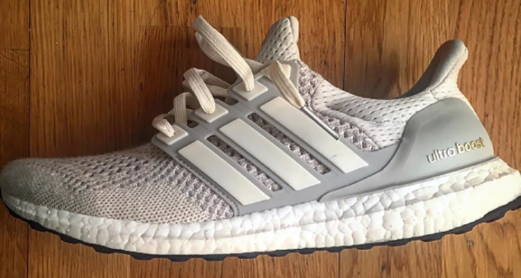 b14b5dddcaa0d Adidas Ultra Boost Cream Chalk On Feet softwaretutor.co.uk