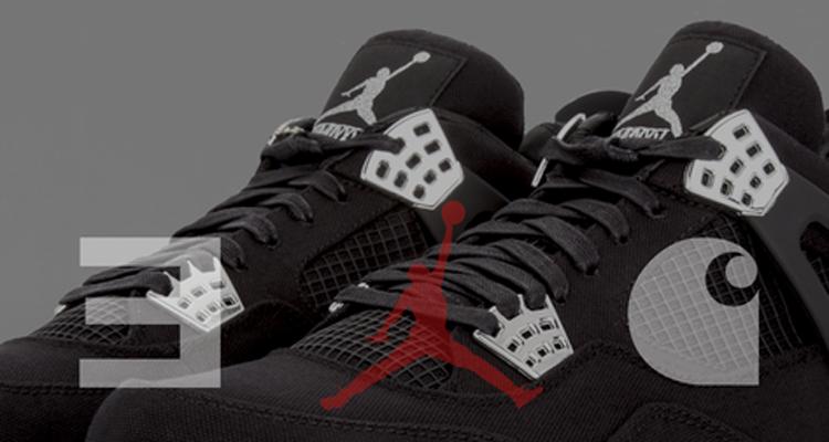 Eminem x Carhartt x Air Jordan 4 to Release via Charity Auction