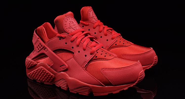 nike air huarache gym red