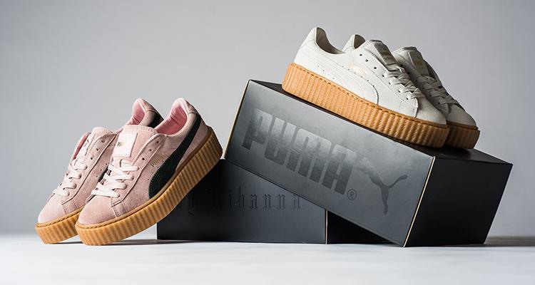 Puma Rihanna Suede