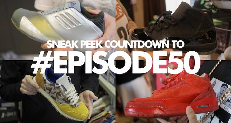 Sneak Peek: Countdown to #Episode50