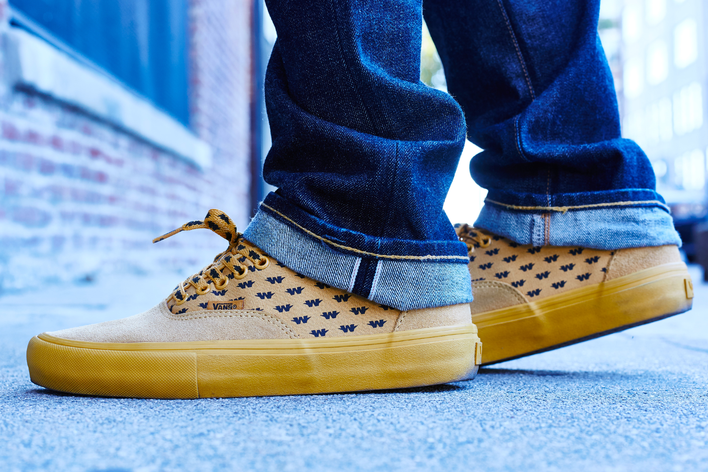On-Foot Look // WTAPS x Vans Syndicate