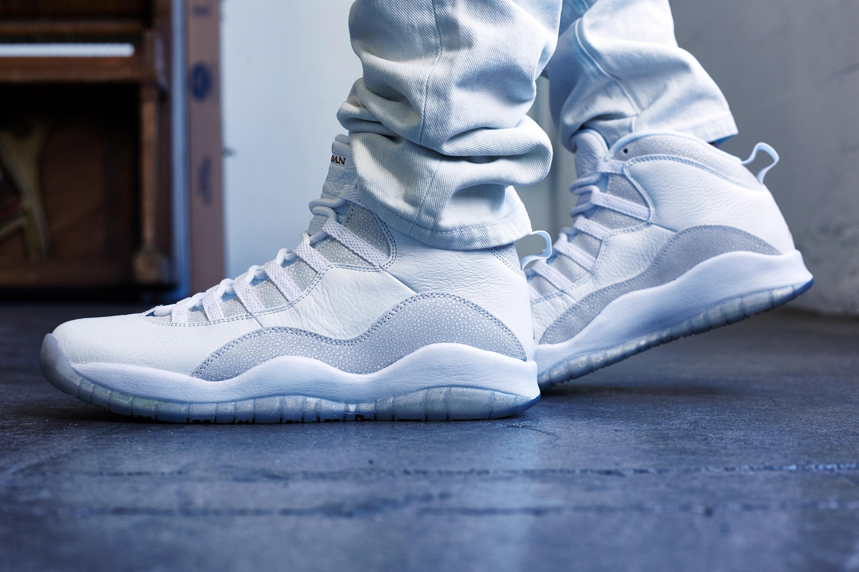 On-Foot Look // Air Jordan 10 \