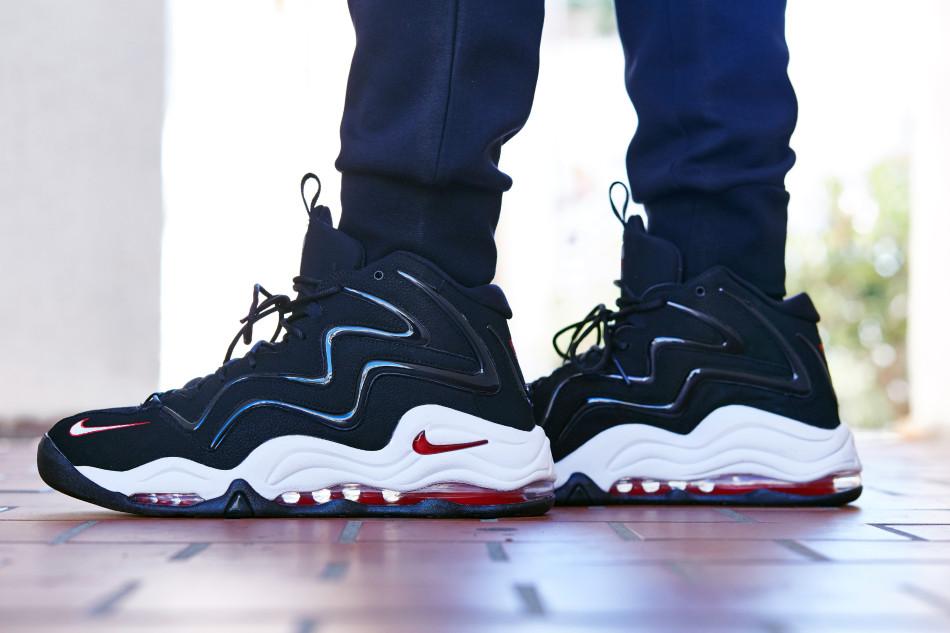 On-Foot Look // Nike Air Pippen 1 Black