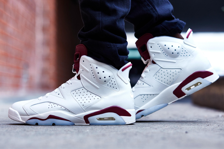 On-Foot Look // Air Jordan 6 \