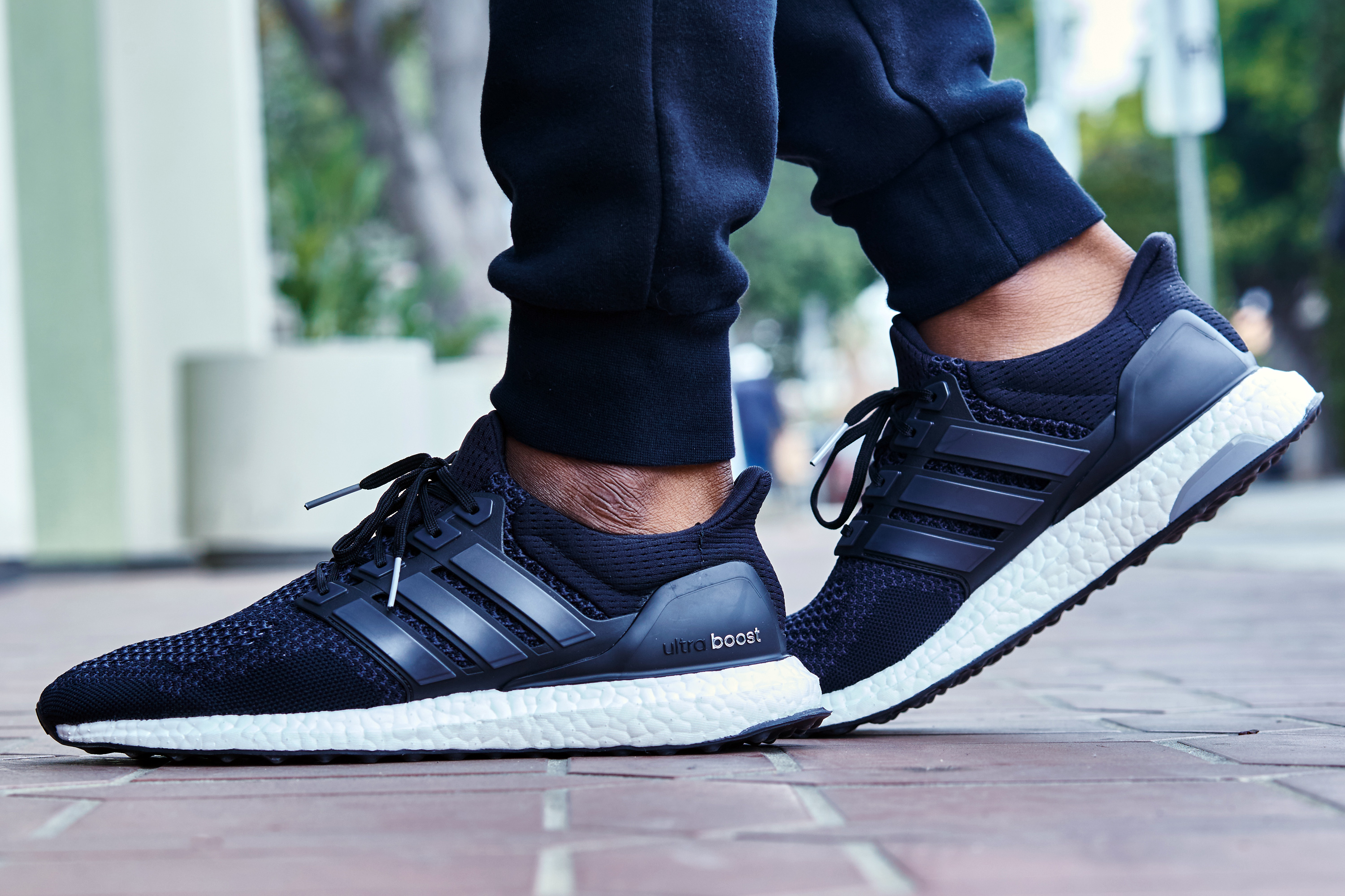 adidas ultra boost on feet f9596315d