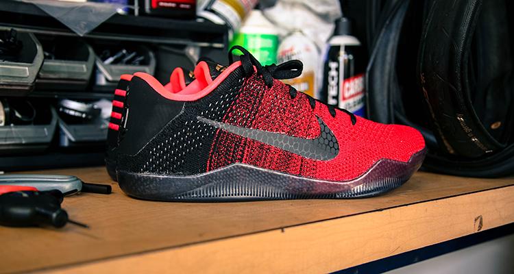 Another Look At The Nike Kobe 11 Elite Low Achilles Heel Nice Kicks