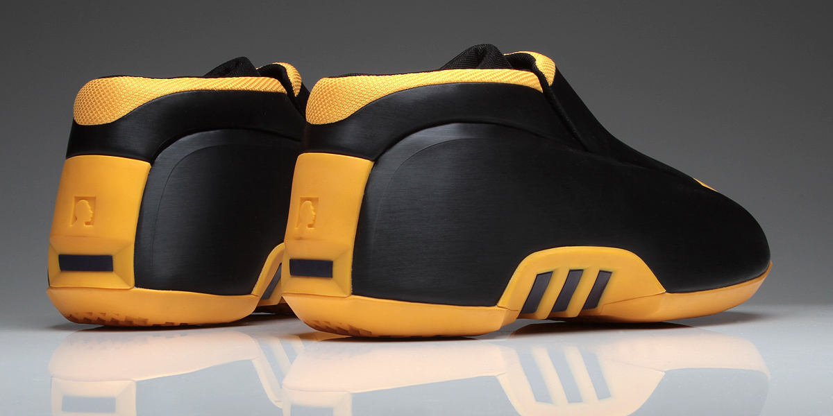 Black / Yellow adidas The Kobe Two PE