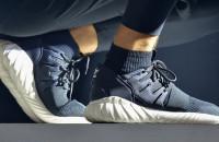 Adidas Tubular Doom On Foot
