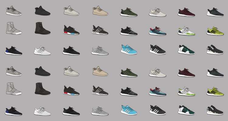 Best Adidas Boost Shoes of 2015