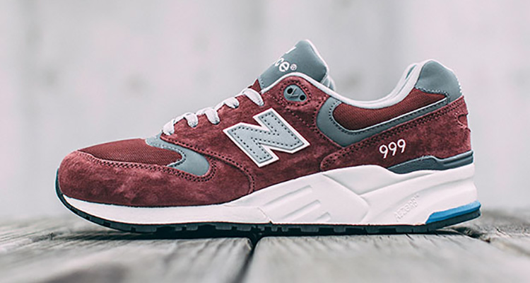 this new balance 999 red clay is perfect for fall nice. Black Bedroom Furniture Sets. Home Design Ideas