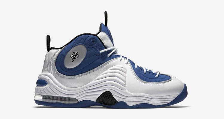 Nike Air Penny II Atlantic Blue