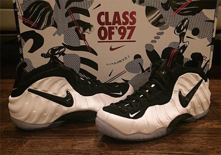 Nike Air Foamposite Size 7y Penny One GS Orange Black ...