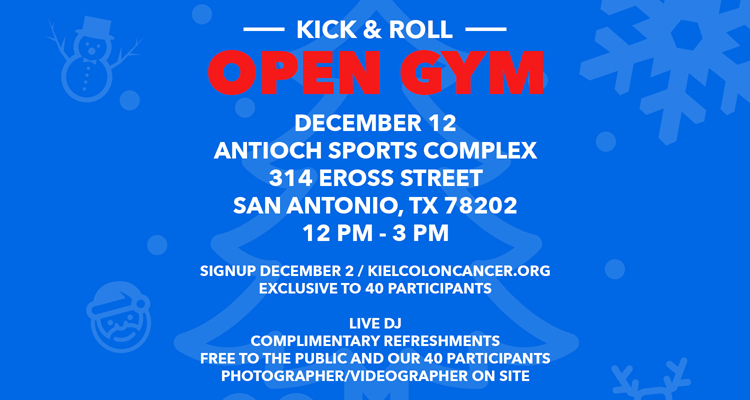 Kick & Roll Open Gym