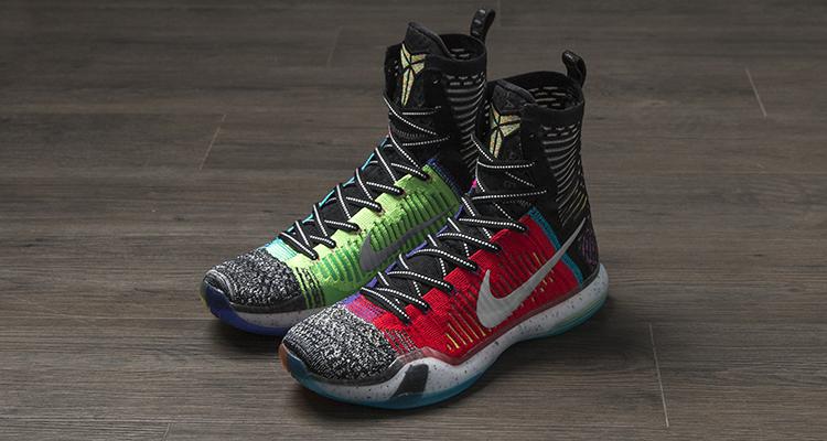Nike Kobe 10 Elite High Release Date
