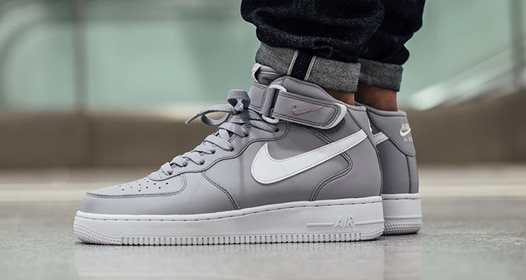 Nike Air Force White Mid
