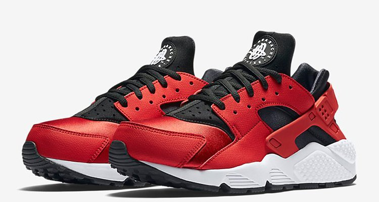 Red Nike Air Huaraches Just Released