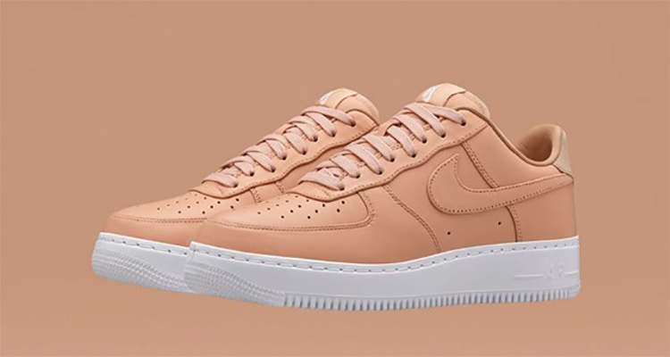new product abdfa 028e8 ... NikeLab Adds Premium Leather to the Air Force 1 Low Nice Ki Nike ...