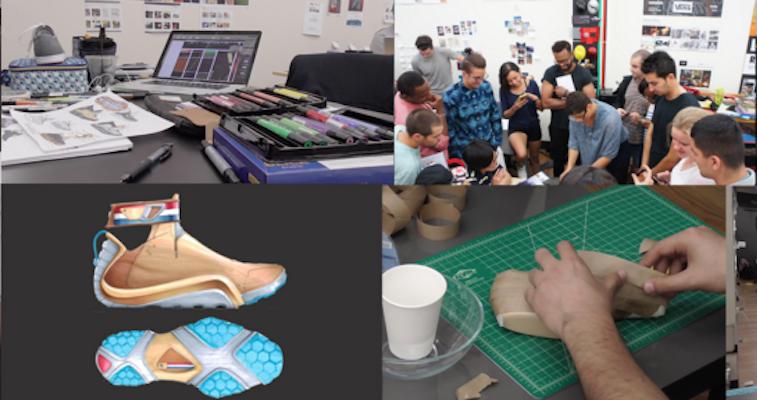"Foot Locker & PENSOLE Team Up to Create ""Fuel the Future of Footwear"""