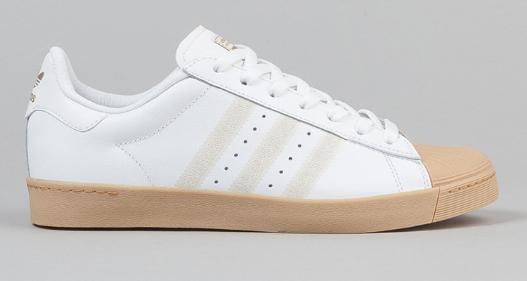 100 Kickflips In The Cheap Adidas Superstar Shoes
