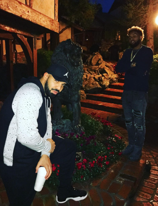 "Drake in the Public School x Air Jordan 12 ""Friends & Family"" Exclusive"