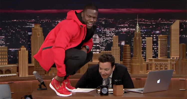 kevin hart nike trainers