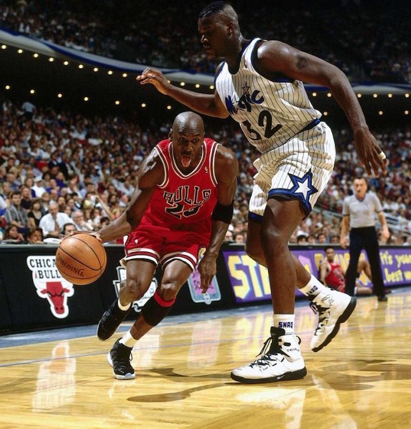 The Air Jordan 11 \