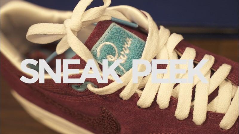 """A """"Sneak Peek"""" Inside Mayor's Sneaker Basement, Pt. 3"""
