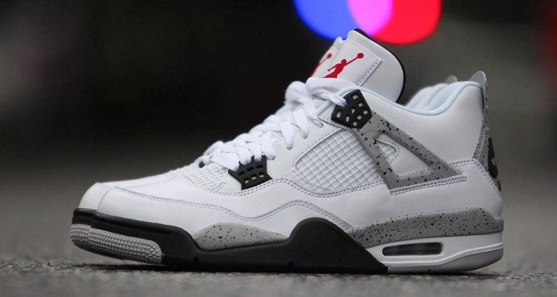 air jordan cement 4 for sale