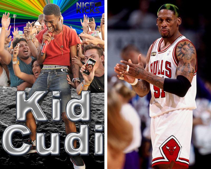 Kid Cudi Dennis Rodman