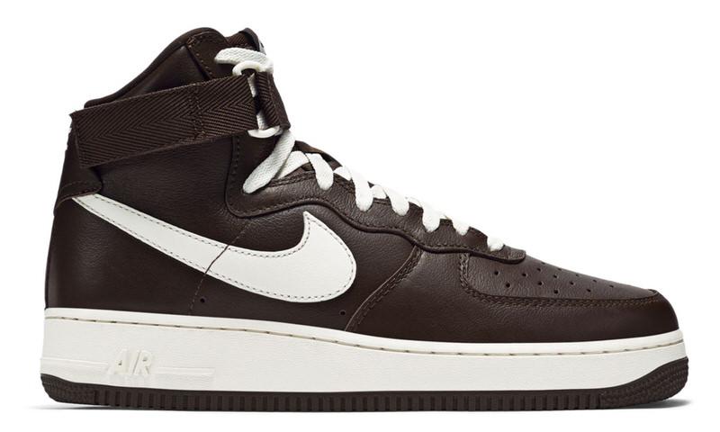 Nike Air Force 1 High Chocolate/Sail