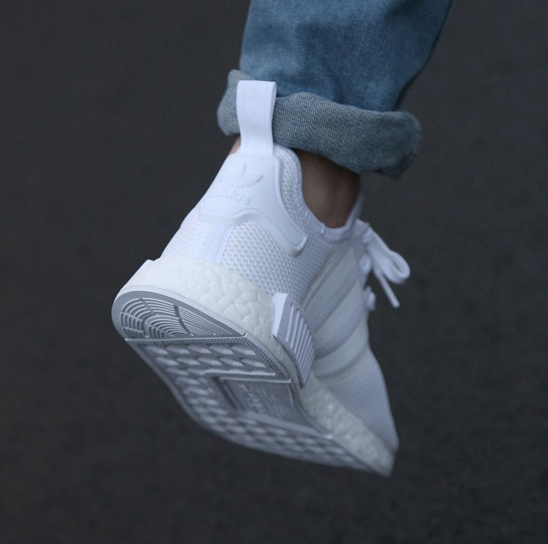 3d151b88c Adidas Nmd Triple White On Feet Adidasoutlettrainers.co.uk