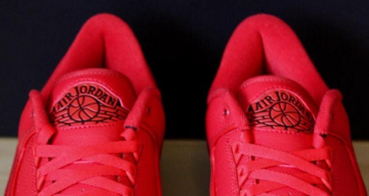 Air Jordan 2 Low Gym Red