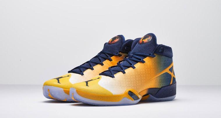 Air Jordan XXX Cal PE