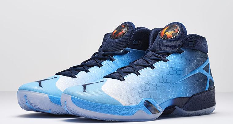 Air Jordan XXX UNC PE