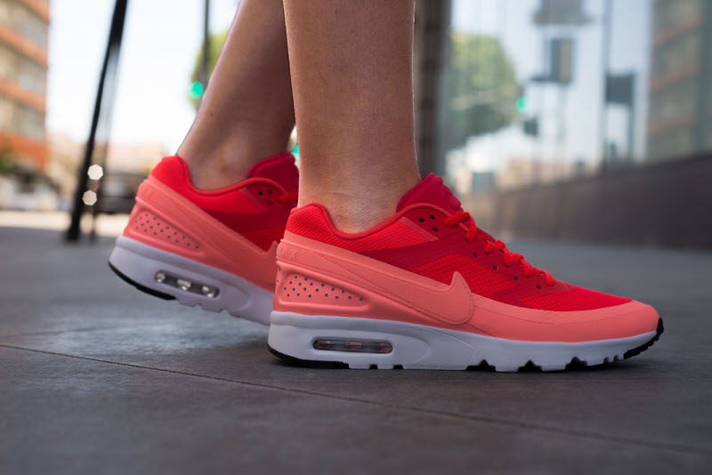 "van gogh sorrow - On-Foot Look // Nike Air Max BW Ultra ""Bright Crimson"" | Nice Kicks"