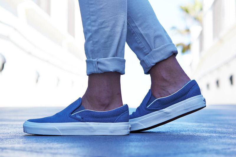 On-Foot Look // Vans Slip-On \