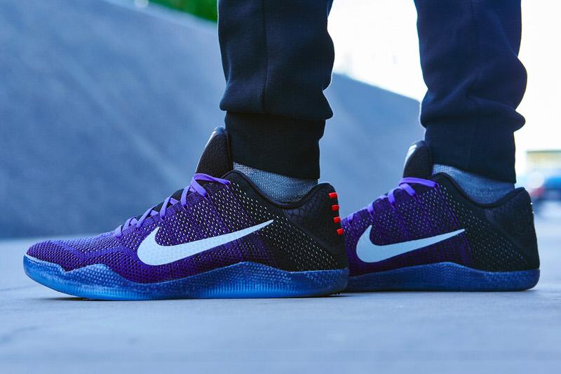 On-Foot Look // Nike Kobe 11 \