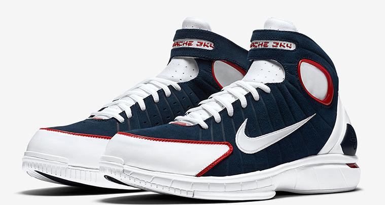 Nike Air Zoom Huarache 2K4 USA
