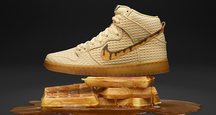 Nike SB Dunk High Waffle