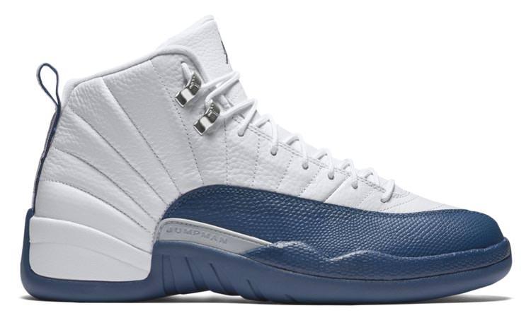"Air Jordan 12 ""French Blue"""