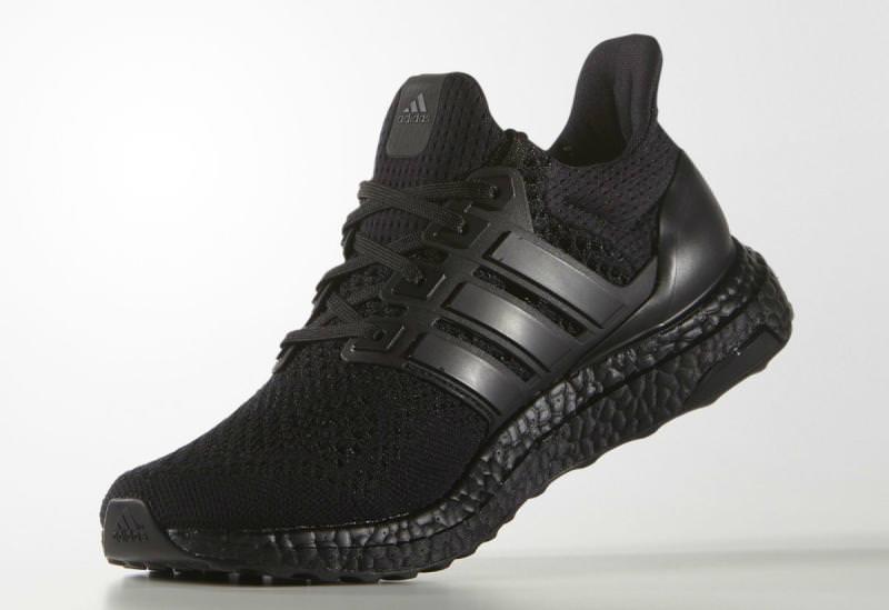 adidas ultra boost damen triple black