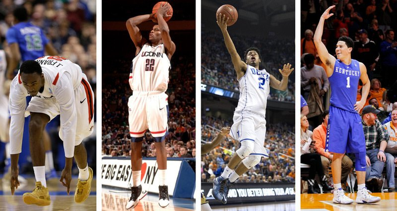 College Kicks on Court Classic // Every Nike LeBron Signature in NCAA Play