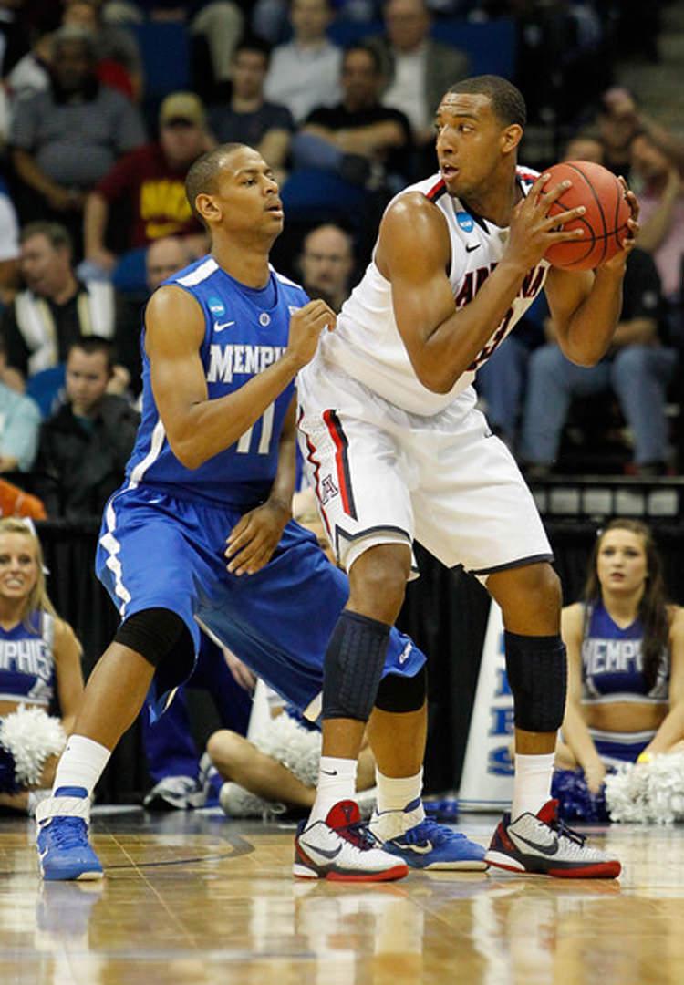 Derrick Williams in the Nike Zoom Kobe VI