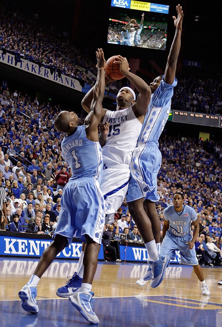 Shoes in North Carolina Basketball