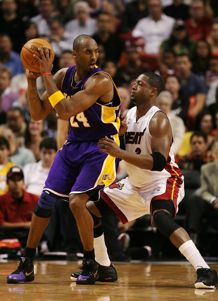 Kobe 4 PE