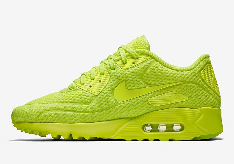 A Pretty Bright Nike Air Max 90 Ultra BR •
