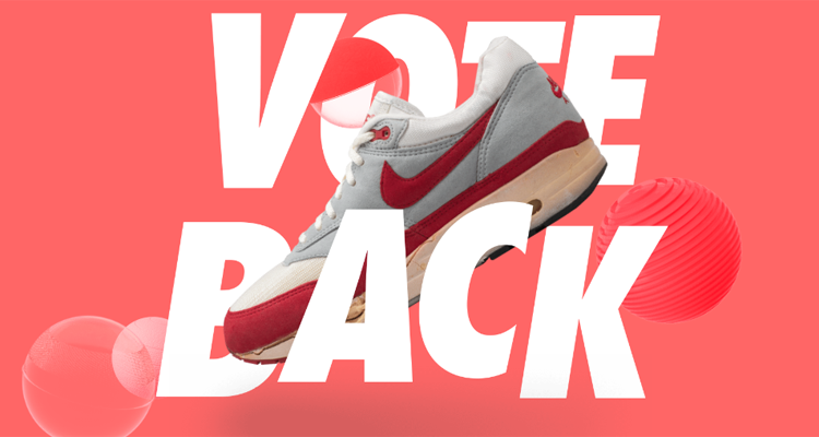 Nike Wants You to Pick the Next Round of Air Max Retros