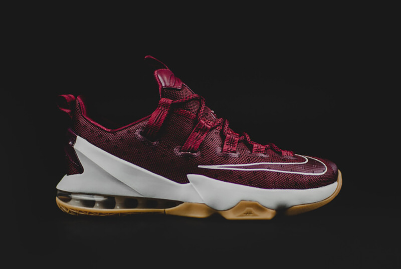new product a6a76 e5029 top quality lebron 13 maroon and gold zx flux 10c57 dfd0a